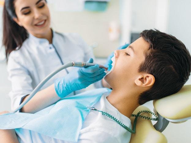 basingstoke children dentist