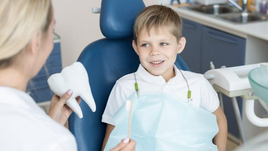 basingstoke dental practice children dentist