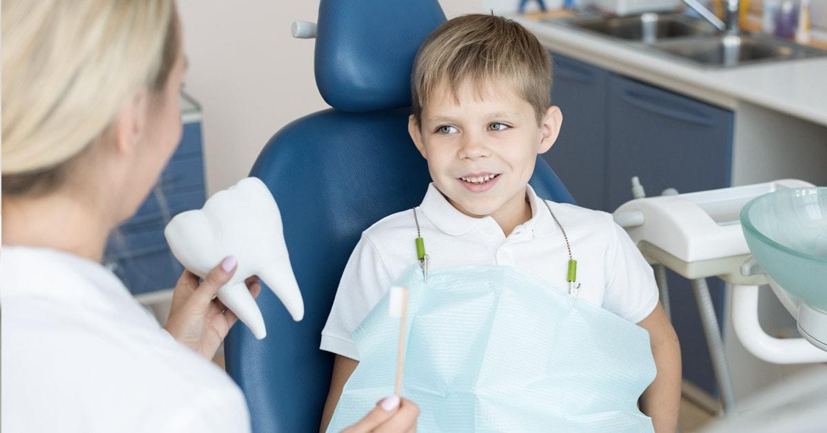 basingstoke dental practice children dentist