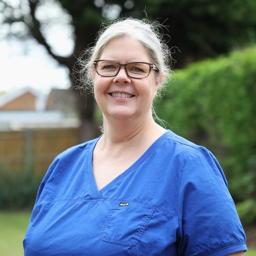 alison dental nurse basingstoke