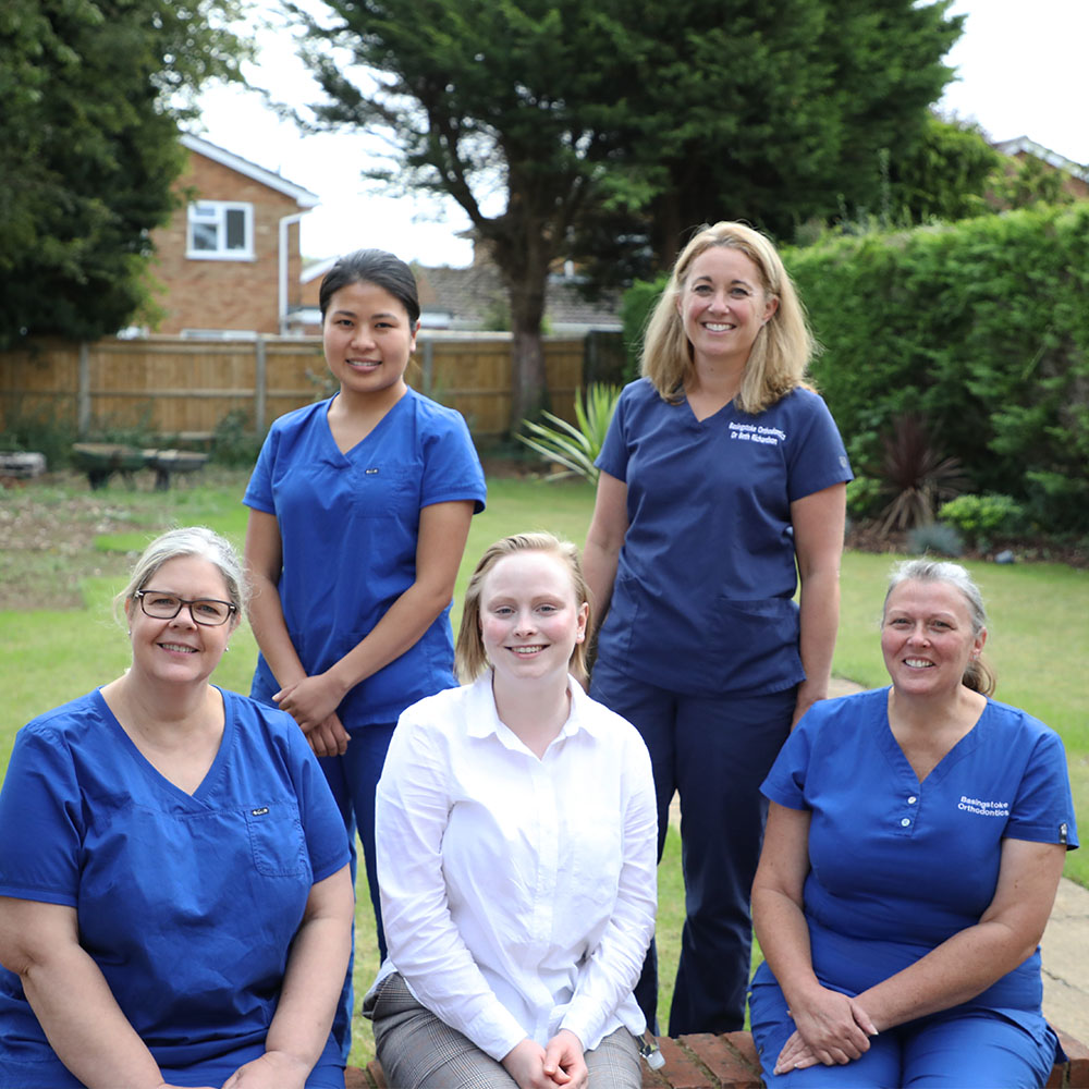 basingstoke orthodontist team