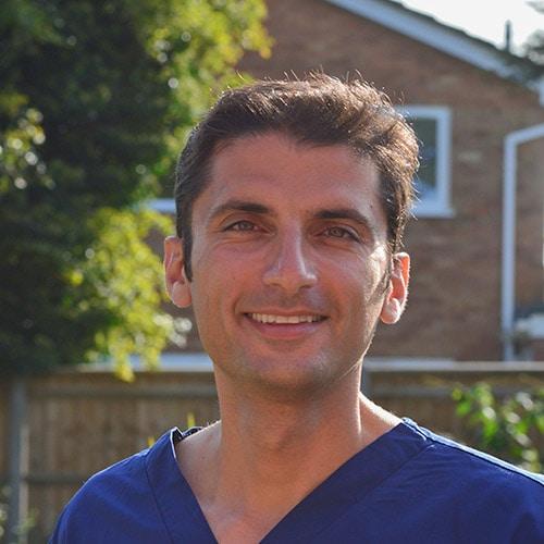specialist orthodontist basingstoke arian gederi